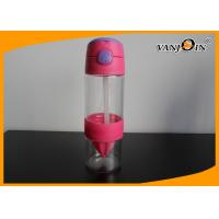 Buy cheap Fancy Design Cooling Water Sport Running Plastic Lemon Bottle / Plastic Drink Container from wholesalers