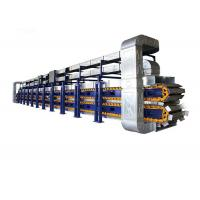 Buy cheap Automatic PU Sandwich Panel Machine 24m Belt Panel Roll Forming Machine product
