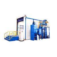 Buy cheap Automatic Recycling Sand Blasting Room from wholesalers