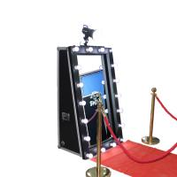 Buy cheap Wholesale Mirror Photo Booth,Touch Photo Booth, Photo Me Kiosk from wholesalers