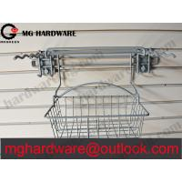 Buy cheap Wire Metal Baskets Slatwall Display Baskets used for Garage Storage System from wholesalers