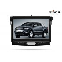 Buy cheap Big Screen Ford GPS Navigation Ford Ranger Sat Nav With Wince Phonelink from wholesalers