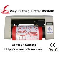 Buy cheap Desktop mini cutting plotter for cut sticker paper made in China from Redsail RS360C from wholesalers