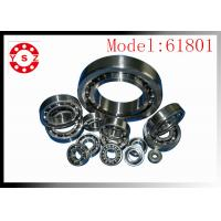 Buy cheap TWB Machined Brass Ball Bearings 61801 High Precise Original Industrial Bearings from wholesalers