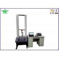 Buy cheap >1000KN Double-Column Universal Tensile Testing Machine Servo Control System from wholesalers