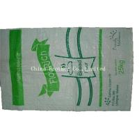 Buy cheap Recyclable Heavy Duty PP Woven Sack Bags Non - Leakage For Flour Packing from wholesalers