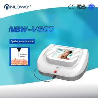 Buy cheap 2016 Portable best effective laser Facial varicose spider vein removal machine Lamprobe / laser vein for spa and clinic from wholesalers