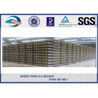 Buy cheap Streetcar Grooved Steel Rail Track 59R2 And 60R2 Tram Rail from wholesalers