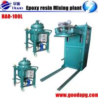 Buy cheap mold manufacturer mixing machine Epoxy Resin Automatic Pressure Gel Hydraulic from wholesalers