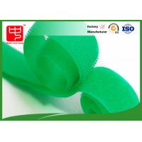 Buy cheap Flame retardant green industrial strength hook and loop tape roll for firefighter uniform product