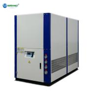 Buy cheap Scroll Type 30hp 20hp Water Cooled Glycol Chiller For Beverage / Winery / Brewery from wholesalers