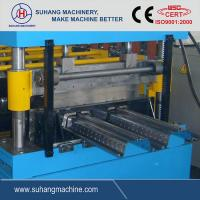 Buy cheap Steel Structure Metal 688 Deck Roll Forming Machine , Galvanized Floor Decking Roll Former Machine from wholesalers