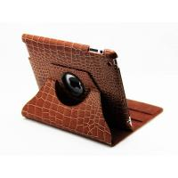Buy cheap 360degree rotatable leather cases for ipad2,the new ipad,tablet pc cases from wholesalers
