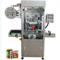 Buy cheap Sleeves Sealing Machines For Bottles Caps/Necks from wholesalers