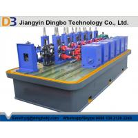 Buy cheap Full Automatic DB165 Welded Pipe Mill Panasonic PLC Controlling from wholesalers