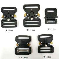 Buy cheap High Strength Cobra Belt Buckle / Tactical Military Steel Cobra Buckle from wholesalers