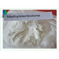 Buy cheap Methylstenbolone Anabolic Androgenic Steroids Raw Powder For Strength Gains product