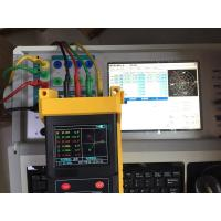 China Ideal 3 Phase Power Quality Meter, Multi Function 3 Phase Power Meter Data Logger on sale