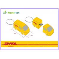 Buy cheap 4GB / 8GB Truck  Memory Stick Lorry Customized USB Flash Drive Personalized For School from wholesalers
