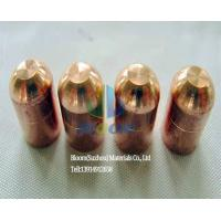 Buy cheap Round Flat Bevel Cap Spot Welding Electrode Tips Welding Consumables Cucrzr And Custom from wholesalers