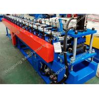 Buy cheap Galvanized Steel Small Custom Roll Forming Machine For Light Steel Keel Hat from wholesalers