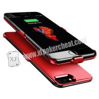 Buy cheap Mini Iphone Case Camera Bar Code Marked Playing Card Scanner For Omaha Poker Game from wholesalers