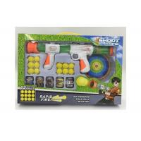 Buy cheap Safe Kids Sports Toys Pump And Launch Blaster Shooting Toy Gun With Foam Balls from wholesalers