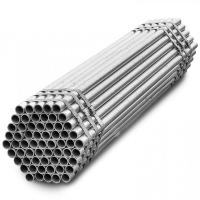 Buy cheap OEM Galvanised 21 Ft Scaffold Tube , Metal Scaffold Pipe 48.3*4mm*6000mm from wholesalers