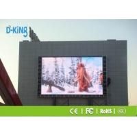 Buy cheap High Brightness P16 Outdoor Full Color LED Screen Flexible LED Display from wholesalers
