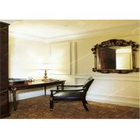 Buy cheap Saudi Arabia Style 5 Star Hotel Bedroom Furniture Sets in Dark Color from wholesalers