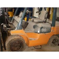 Buy cheap used TOYATO  FD30 Forklift Originated in Japan($5200) from wholesalers