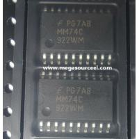 Buy cheap Integrated Circuit Chip MM74C922WMX - Fairchild Semiconductor - 16-Key Encoder 20-Key Encoder from wholesalers