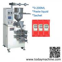 Buy cheap automatic shampoo packing machine from wholesalers