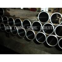 Buy cheap 3mm - 50mm Hydraulic Cylinder Pipe , EN10305-4 E215 E235 Thick Wall Steel Tube from wholesalers