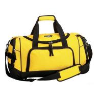 OEM / ODM Foldable Duffel Bag Outdoor Heavy Duty Polyester / Carry On Duffel Bag