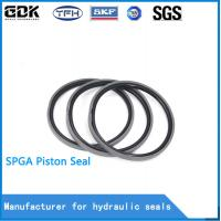 Buy cheap Piston Ring Hydraulic Piston Seal Caterpillar Excavator SPGA High Pressure Seals from wholesalers