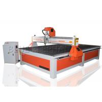 Buy cheap Steel Gantry Cnc Router Machine Computerized Routers For Wood Door / Mdf / Pvc from wholesalers