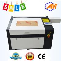 Buy cheap cnc garment cloth craft acrylic leather iphone 60w co2 co2 laser engraver price with servo from wholesalers