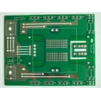 Buy cheap 1.6mm 2oz Copper FR4 Single Sided PCB With Lead Free HASL Surface Finish from wholesalers