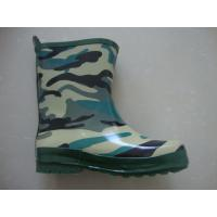 Buy cheap children's jelly rain boots shoes from wholesalers