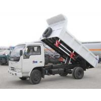 Buy cheap Dongfeng second hand Diesel Trucks , Used Work Trucks With Air Condition from wholesalers