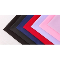 Buy cheap Uniform 140gsm Plain Dyeing Silk Fabric from wholesalers