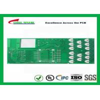 Buy cheap 2OZ Copper RoHS 2 Layer PCB Double Sided Circuit Board FR4 2.0MM from wholesalers