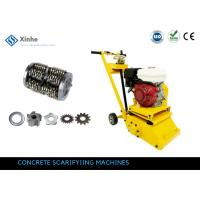 Buy cheap 10 Inch Self Propelled Concrete Scarifying Machine Surface Routers & Tct Carbide Cutters from wholesalers