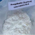 Buy cheap Pregabalin Lyrica Pharmaceutical Raw Materials Antiepileptic Treatment Drugs Pregabalin from wholesalers