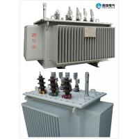 Buy cheap 35kV - 400 KVA Oil Immersed Transformer Low Loss Economic Low Noise Transformer from wholesalers