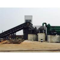 Buy cheap High Production Scrap Metal Shredders , Industrial Shredder Machine from wholesalers