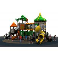Buy cheap Children imported LLDPE outdoor playground equipment for park 1120*860*640CM from wholesalers