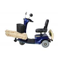 Buy cheap High Pressure Cleaning Dust Cart Scooter With Wet And Dry Function from wholesalers
