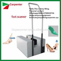 Buy cheap high precision laser scanner 3d with 3d scanner price for foot scanner sale from wholesalers